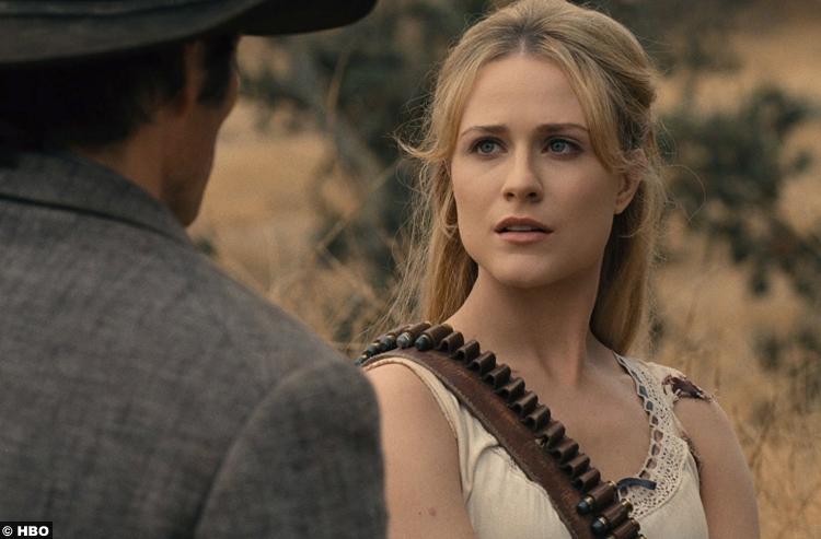 Westworld S02e05 Evan Rachel Wood Dolores Abernathy