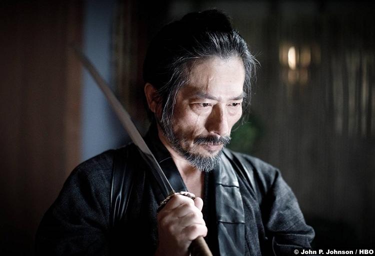 Westworld S02e05 Hiroyuki Sanada Musashi