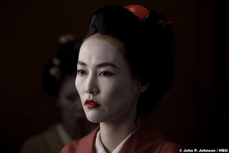 Westworld S02e05 Rinko Kikuchi Akane