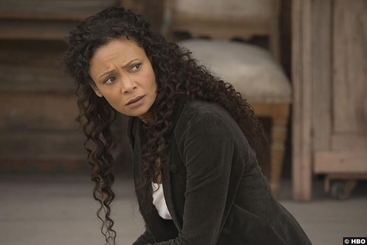Westworld S02e06 Thandie Newton Maeve Millay