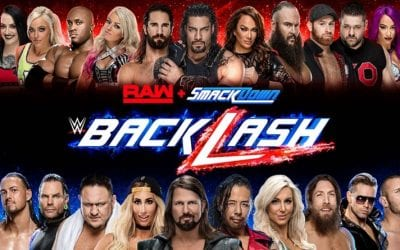 Wwe Backlash 2018 Poster