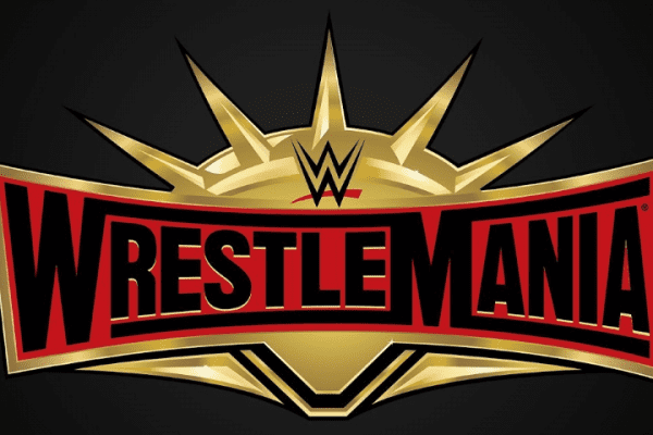 Wwe Wrestlemania 35 Logo