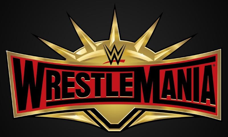 Wwe Wrestlemania 35 Logo