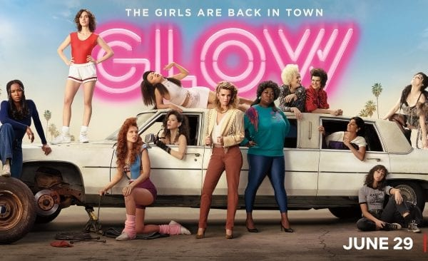 Glow S2 Poster