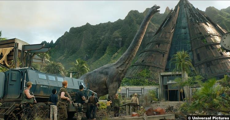 Jurassic World Fallen Kingdom 1