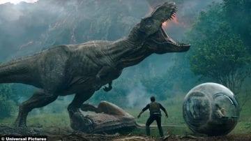 Jurassic World Fallen Kingdom 2