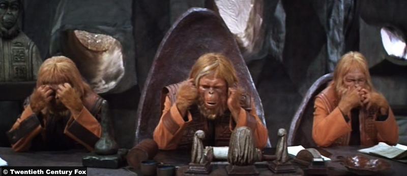 Planet Apes 1968 1