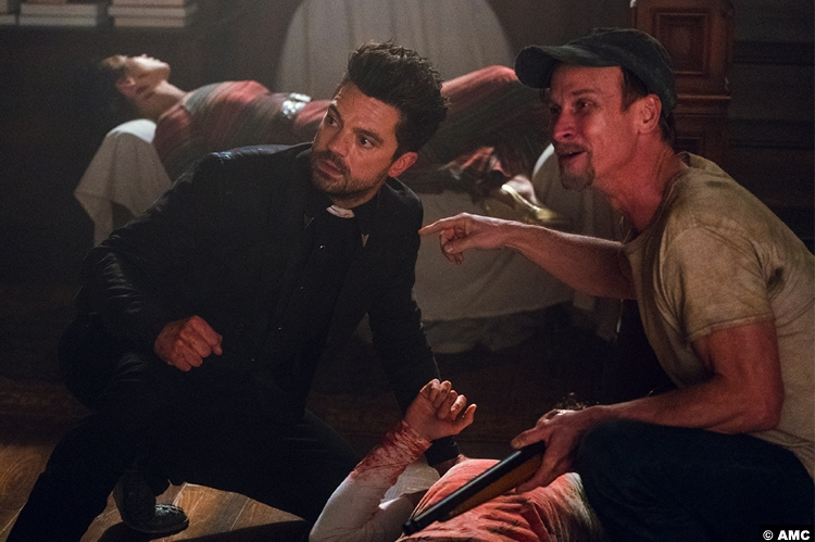 Preacher S03e01 Dominic Cooper