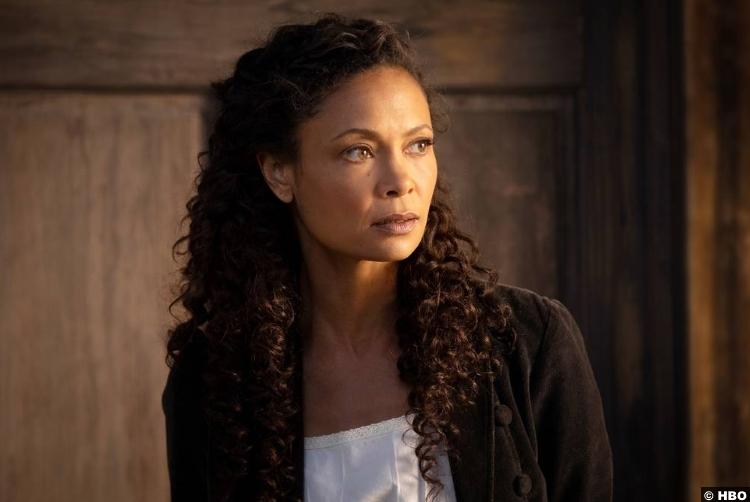 Westworld S02e07 Thandie Newton Maeve Millay