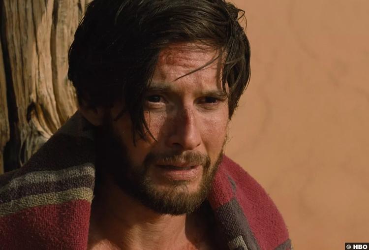 Westworld S02e08 Ben Barnes Logan