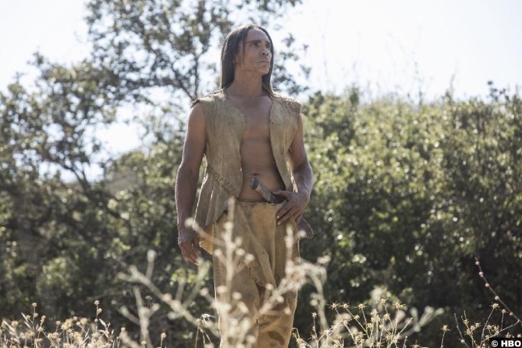 Westworld S02e08 Zahn Mcclarnon Akecheta 2