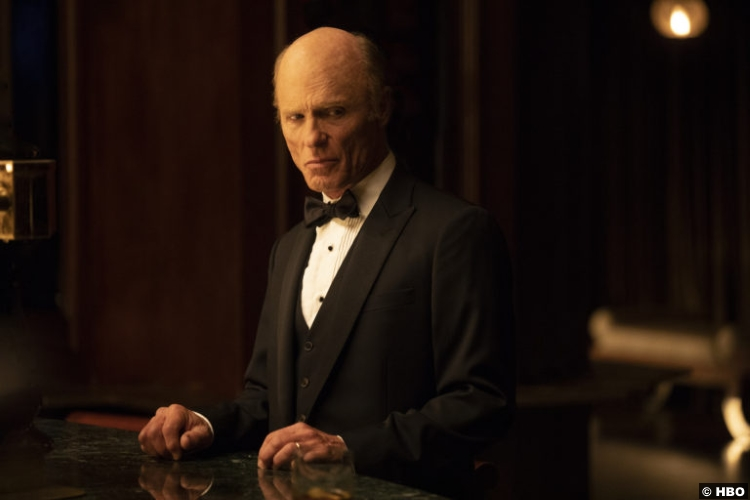 Westworld S02e09 Ed Harris Man Black William