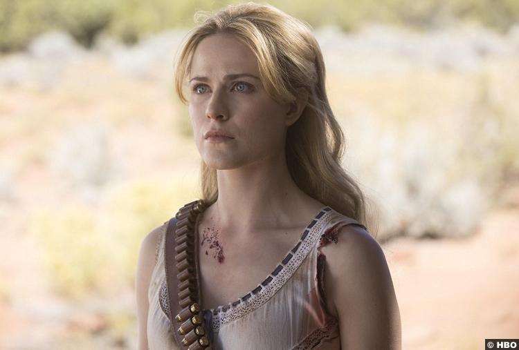 Westworld S02e09 Evan Rachel Wood Dolores Abernathy