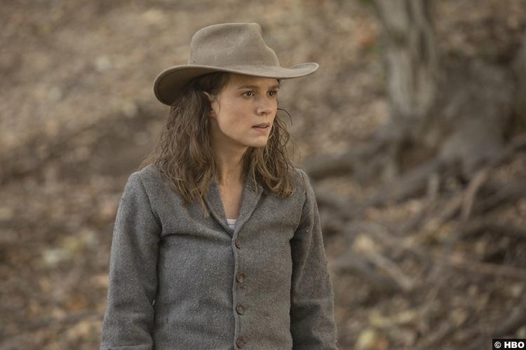 Westworld S02e09 Katja Herbers Grace