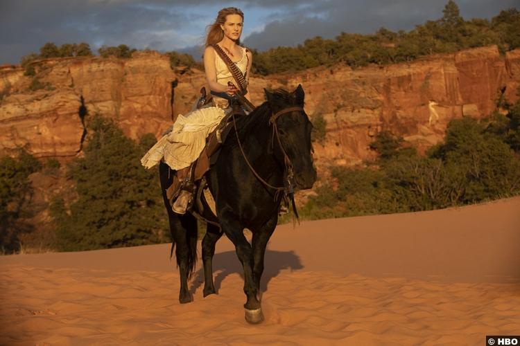 Westworld S02e10 Evan Rachel Wood Dolores Abernathy