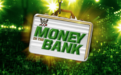 Wwe Money In The Bank 2018 Poster 1