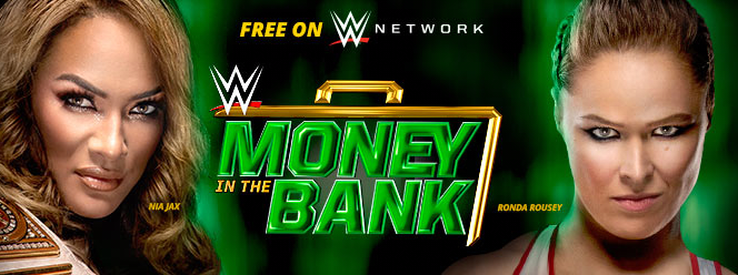 Wwe Money In The Bank 2018 Poster 2