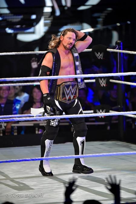 300618v Aj Styles Title Belt 3