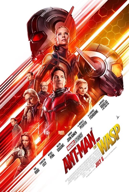 Ant Man Wasp Poster