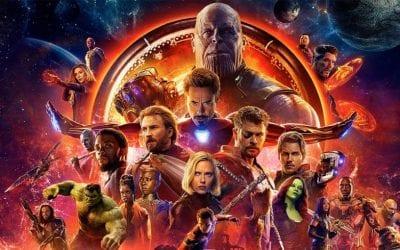 Marvel Infinity War Poster