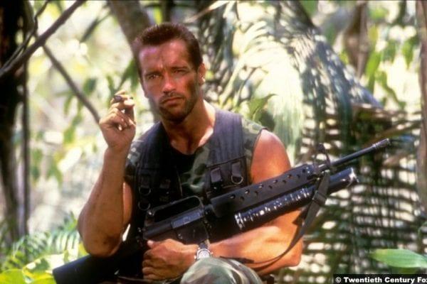 Predator 1987 Arnold Schwarzenegger 2