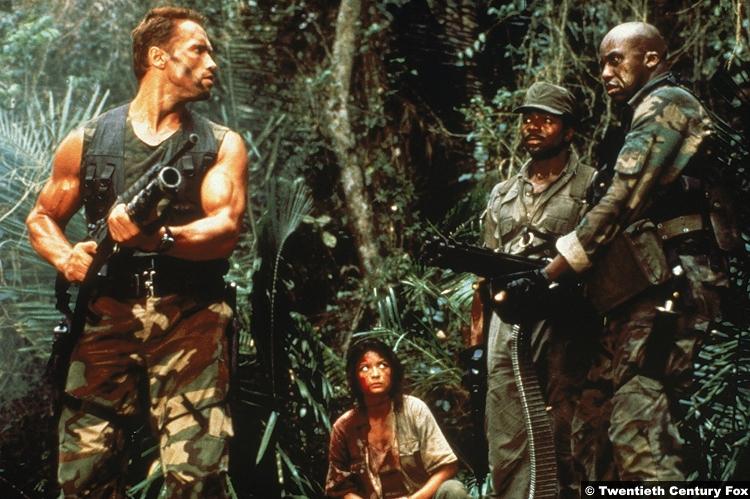 Predator 1987 Arnold Schwarzenegger