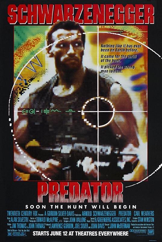 Predator 1987 Poster