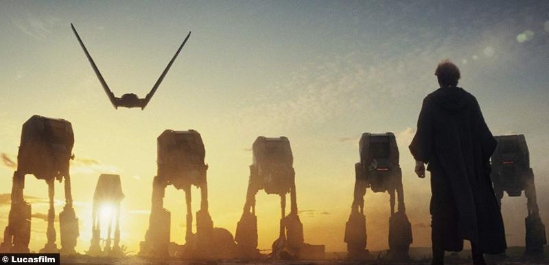 Star Wars Last Jedi Luke Skywalker Battle