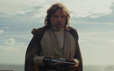 Star Wars Last Jedi Mark Hamill Luke Skywalker 2