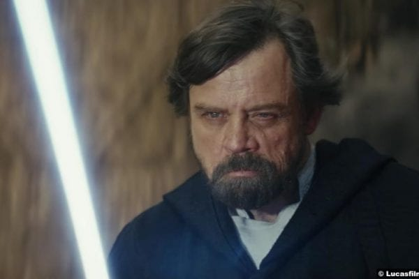 Star Wars Last Jedi Mark Hamill Luke Skywalker 3