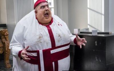 Preacher S3e9 Jonny Coyne Allfather