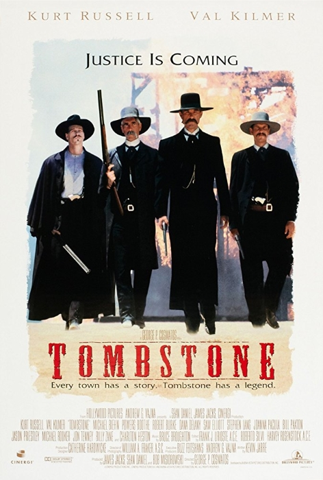 Tombstone Poster