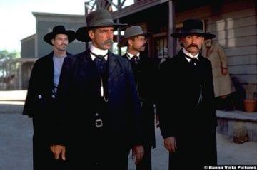 Tombstone Val Kilmer Bill Paxton Sam Elliott Kurt Russell