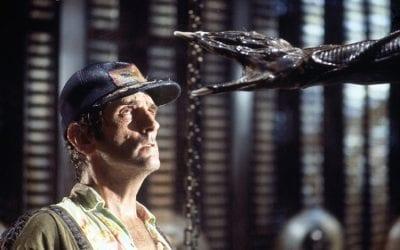 Alien 1979 Harry Dean Stanton
