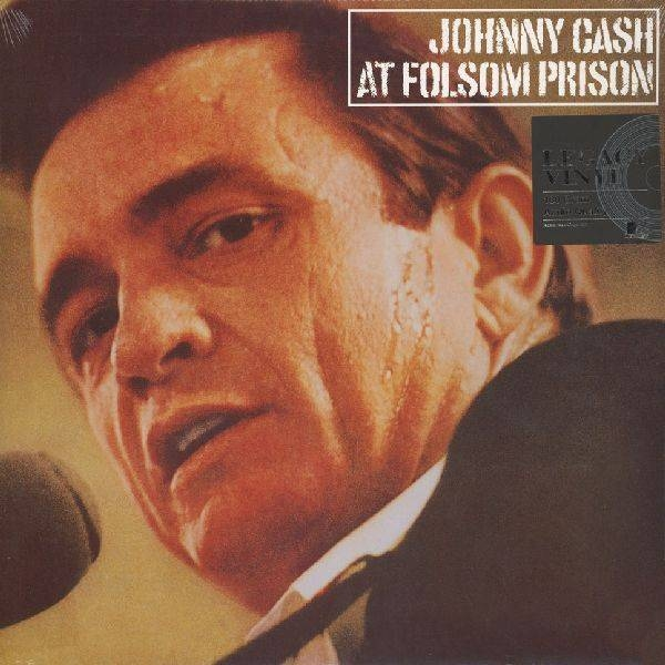Johnny Cash Folsom Prison Cover