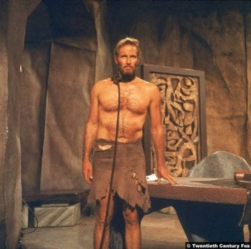 Planet Apes 1968 Charlton Heston