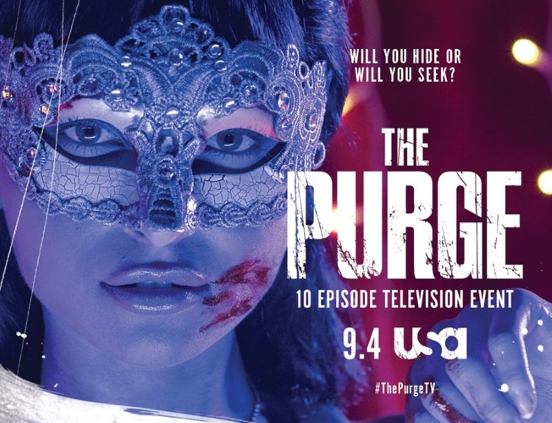 Purge S1 Poster