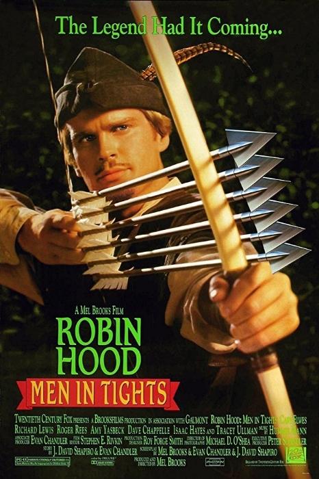 Robin Hood Men Tights Poster