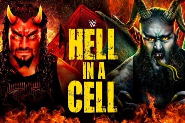 Wwe Hell Cell Poster 2018 2