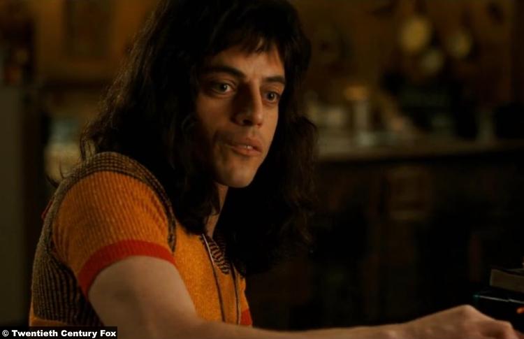 Bohemian Rhapsody Rami Malek 2