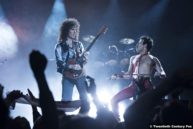Bohemian Rhapsody Rami Malek Gwilym Lee