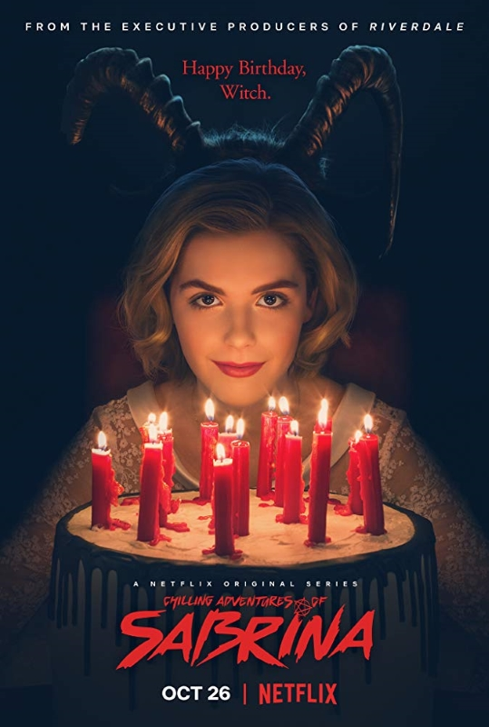 Chilling Adventures Sabrina S1 Poster
