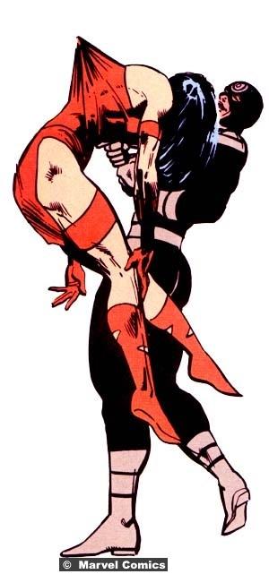 Daredevil Bullseye Electra