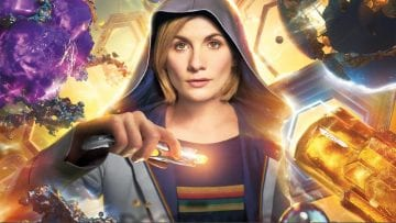 Doctor Who S11 Poster