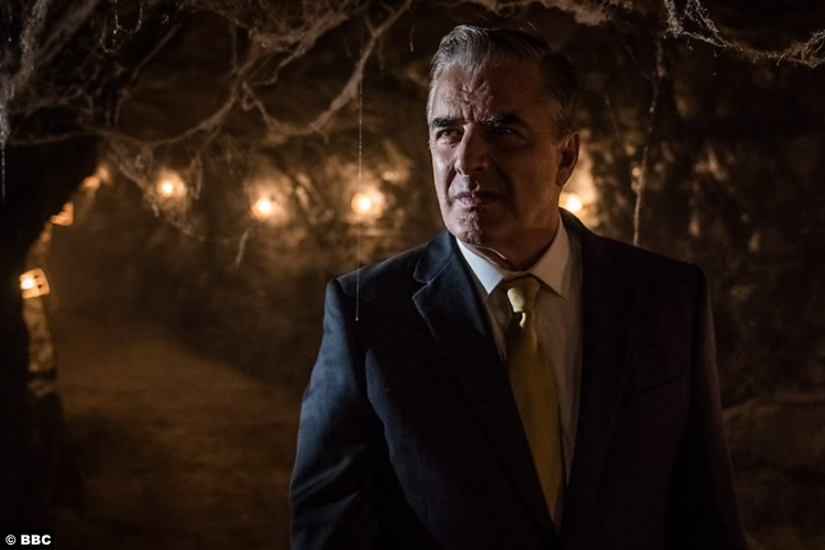 Doctor Who S1104 Chris Noth