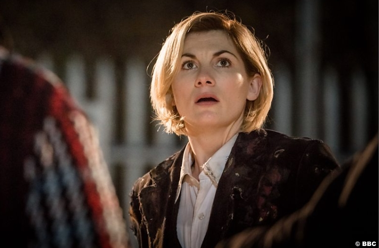 Doctor Who S11e01 Jodie Whittaker