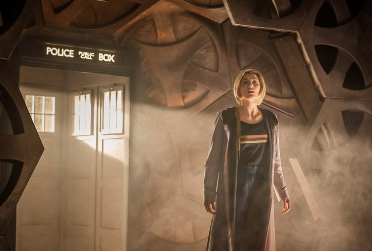 Doctor Who S11e02 Jodie Whittaker 2