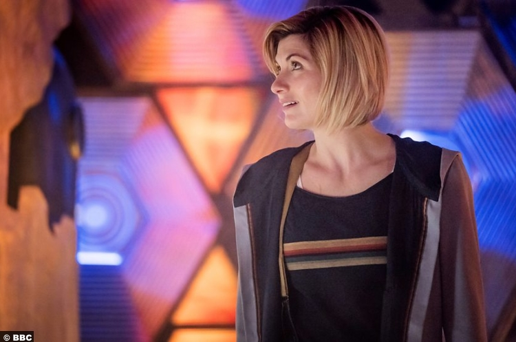 Doctor Who S11e02 Jodie Whittaker