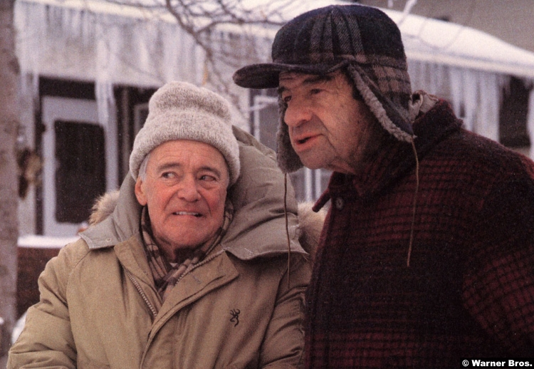 Grumpy Old Men Jack Lemmon Walter Matthau 2