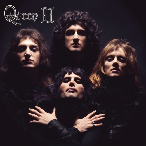 Queen 2 Album Cover